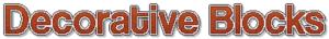 Мод Decorative Blocks для майнкрафт 1.16.3, 1.15.2, 1.14.4