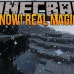 Мод Snow! Real Magic! для майнкрафт 1.16.1, 1.15.2, 1.14.4, 1.12.2