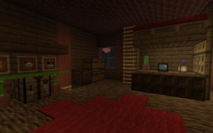 Красивый дом для выживания 1.16.x
