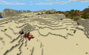 Пирамида, четыре деревни и аванпост 1.16.x, 1.15.2