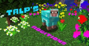 Мод Talp's Additions для майнкрафт 1.16.4