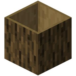Мод Hollow Logs для майнкрафт 1.16.1