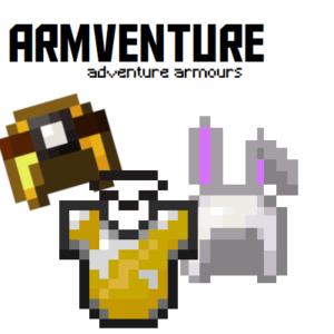 Мод Armventure для майнкрафт 1.16.1, 1.15.2