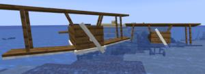 Мод на самолёты - Simple Planes для майнкрафт 1.16.3, 1.15.2, 1.12.2