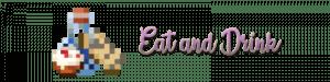 Мод Eat and Drink для майнкрафт 1.16.1
