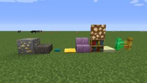 Мод BlockCarpentry для майнкрафт 1.16.5, 1.15.2