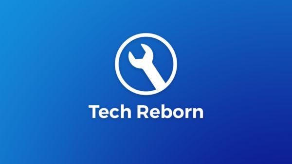 Мод Tech Reborn 1.16.5, 1.15.2, 1.14.4, 1.12.2, 1.7.10
