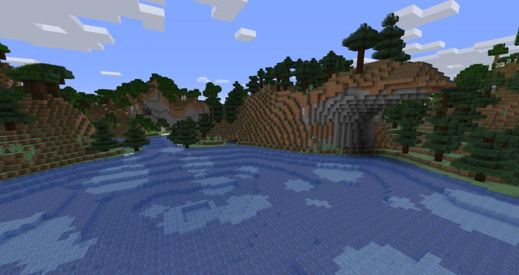Мод Overworld Two для майнкрафт 1.16.1