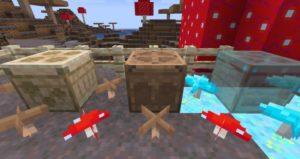 Мод Enhanced Mushrooms для майнкрафт 1.16.1, 1.15.2