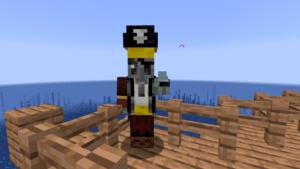 Мод Pirates And Looters 1.15.2, 1.14.4 (пиратские корабли)