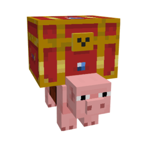 Мод Piggy Bank для майнкрафт 1.16.5