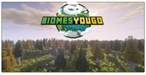 Мод Oh The Biomes You'll Go 1.16.4, 1.15.2, 1.14.4, 1.12.2