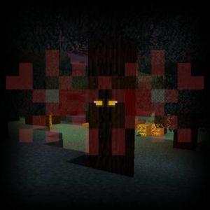 Мод Eyes in the Darkness 1.16.5, 1.15.2, 1.14.4, 1.12.2 (страшный моб)