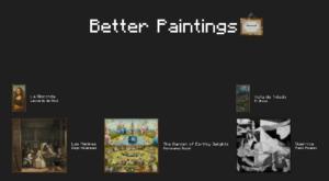 Ресурспак Pablo's Better Paintings 1.16.2