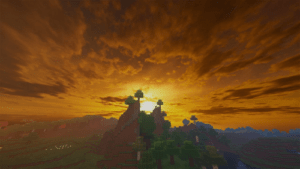 Realistic Sky - текстуры реалистичного неба для майнкрафт 1.16.3, 1.15.2