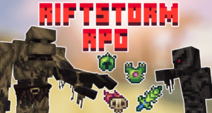 Мод Riftstorm RPG для майнкрафт 1.15.2