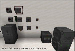 Мод Gauges and Switches для майнкрафт 1.16.3, 1.15.2, 1.14.4, 1.12.2