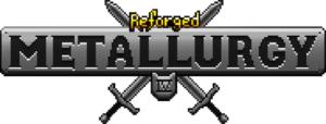 Мод Metallurgy 4: Reforged 1.12.2 (много новых руд)