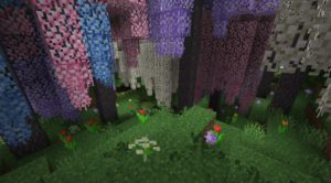 Мод Bloomful для майнкрафт 1.15.2, 1.14.4