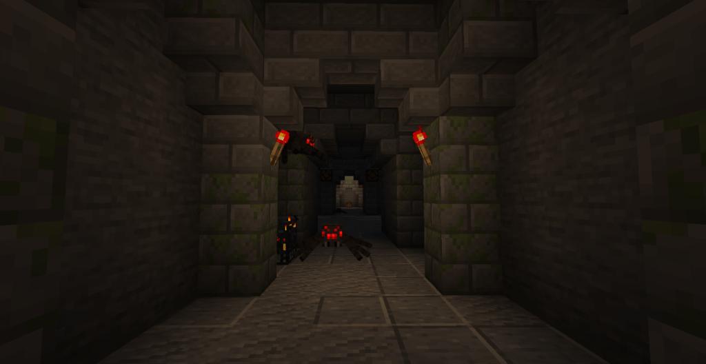 Мод Dungeons of Exile для Майнкрафт 1.16.3