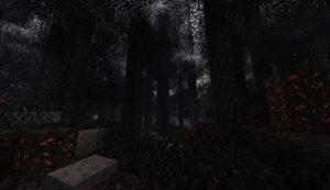 Мод Desolation 1.16.3 (Обугленный лес)