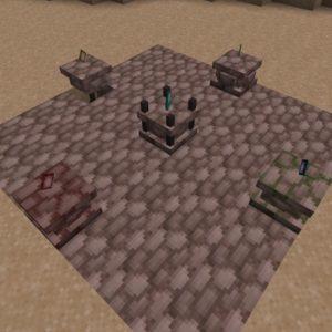 Мод Elemental Craft для майнкрафт 1.16.5, 1.15.2