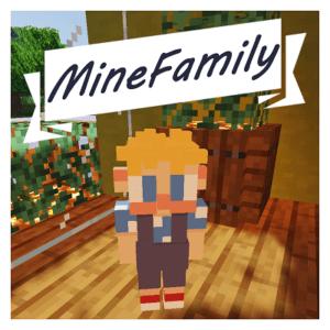 Мод на детей - MineFamily 1.16.4, 1.15.2