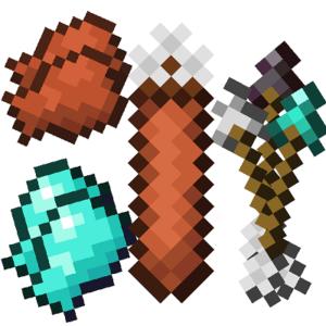 Мод Expanded Combat для Майнкрафт 1.17.1, 1.16.5, 1.15.2