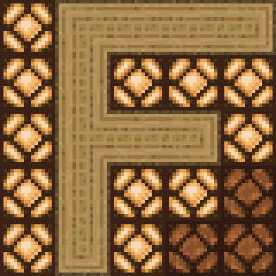 Мод Floor Mats для Майнкрафт 1.15.2