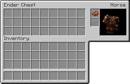 Мод Ender Chested для Майнкрафт 1.16.3, 1.15.2