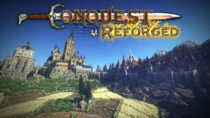 Мод Conquest Reforged 1.12.2