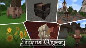 Imperial Odyssey [32x] 1.16.3, 1.15.2, 1.14.4