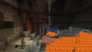 Мод Extended Caves для Майнкрафт 1.16.3, 1.14.4
