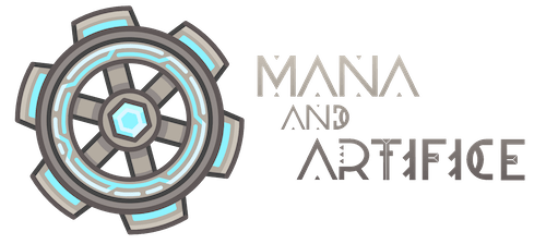 Мод Mana and Artifice для Майнкрафт 1.16.5