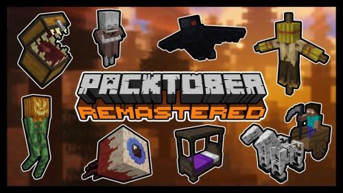 Ресурспак Packtober Remastered [16x] 1.16.3