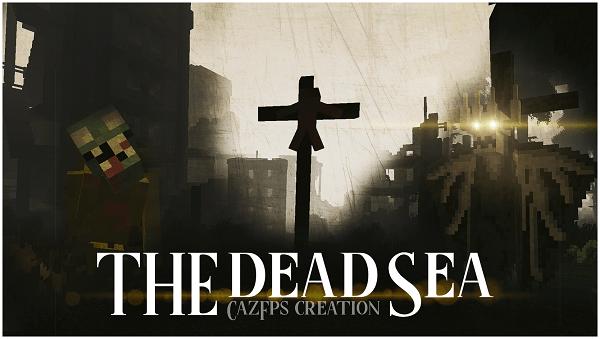 Мод на Ужасное измерение - CAZfps The Dead Sea для майнкрафт 1.15.2