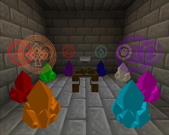 Мод Mana and Artifice для Майнкрафт 1.16.3