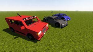 Мод Tomano's Vehicle 1.12.2 (реалистичные машины)