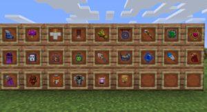 Мод Dungeons Gear 1.16.4, 1.15.2 (оружие и броня из Minecraft Dungeons)