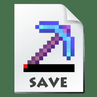 Мод SaveTools для Майнкрафт 1.16.4, 1.15.2, 1.13.2