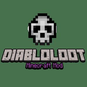 Мод DiabloLoot 1.16.4, 1.15.2 (новый лут и боссы)