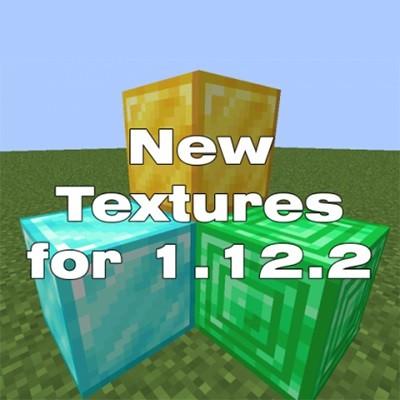 New Textures [16x] 1.12.2