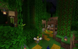 Мод Chimes для Майнкрафт 1.16.4