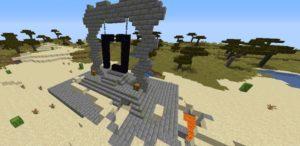 Мод Shrines Structures для Майнкрафт 1.16.5