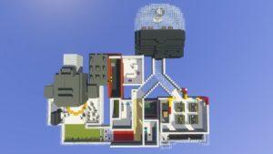 Мод Among Us для Майнкрафт 1.12.2