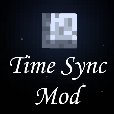 Мод Time Sync 1.16.4, 1.15.2