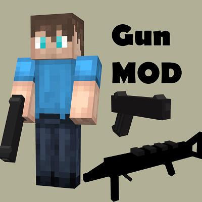 Мод Alikorn`s Guns 1.15.2, 1.14.4