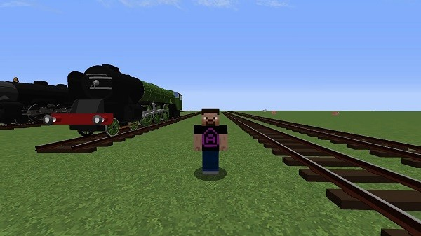 Мод Immersive Railroading 1.16.5, 1.15.2, 1.14.4, 1.12.2, 1.7.10