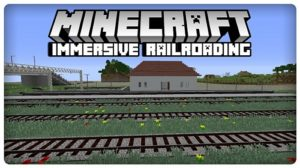 Мод Immersive Railroading 1.16.5, 1.15.2, 1.14.4, 1.12.2, 1.7.10