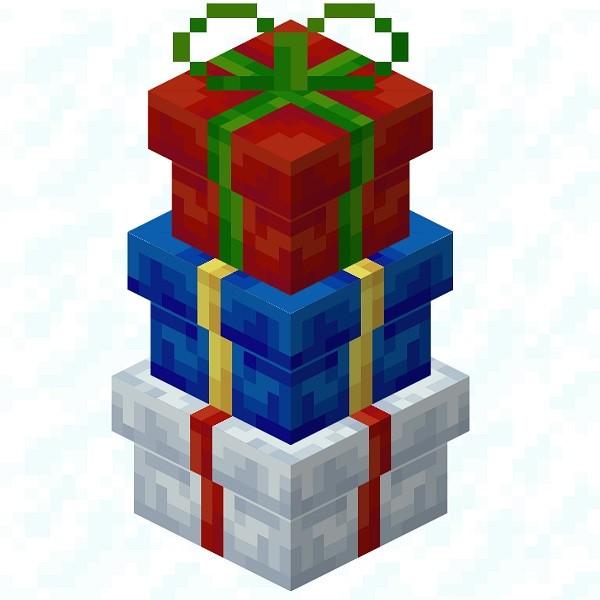 Мод Jolly Boxes 1.16.4 (рождественские подарки)